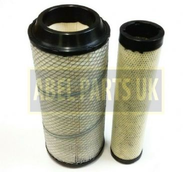 AIR FILTER SET INNER & OUTER FOR JCB LOADALL526,JS130,JS160  (32/917804, 32/914805)